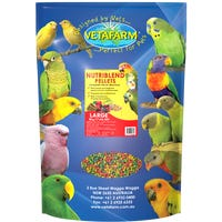 Vetafarm Nutriblend Large Pellets Bird Food - 8kg