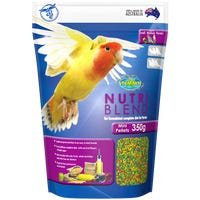 Vetafarm Nutriblend Mini Pellets Bird Food - 350g