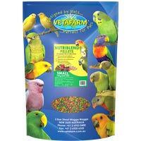 Vetafarm Nutriblend Small Pellets Bird Food - 10kg