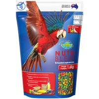 Vetafarm Nutriblend Large Pellets Bird Food - 1.6kg