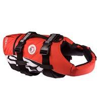 Ezy Dog SeaDog Float Vest Red Dog Floatation Device - Medium