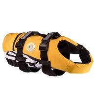 Ezy Dog SeaDog Float Vest Yellow Dog Floatation Device - Medium