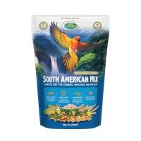 Vetafarm South American Mix Bird Food - 2kg