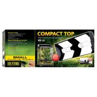 Exo Terra Compact Fluoro Light Hood Terrarium Canopy - 45cm