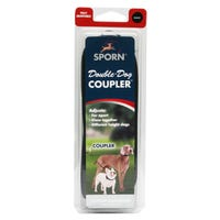 Sporn Double Dog Leash Coupler - Each