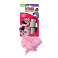 KONG Refillable Catnip Field Mouse Cat Toy - Each