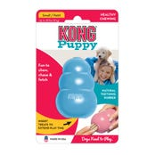 KONG Puppy Rubber Dog Toy - Small
