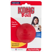 KONG Solid Ball Dog Toy - Medium/Large