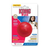 KONG Solid Ball Dog Toy - Small