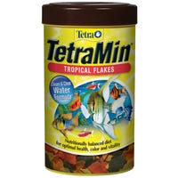 Tetra Min Tropical Flakes Fish Food - 100g