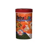 Tetra Color Goldfish Granules Fish Food - 100g