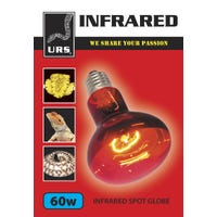 URS Infrared Spot Lamp - 60w
