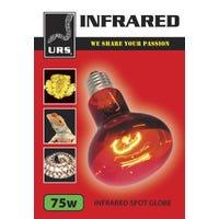 URS Infrared Spot Lamp - 75w
