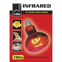 URS Infrared Spot Lamp - 100w