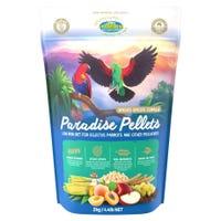 Vetafarm Paradise Pellets Bird Food - 2kg