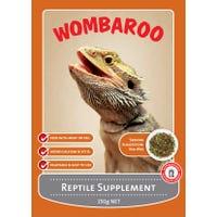 Wombaroo Reptile Mix Reptile Food - 250g