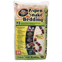 Zoo Med Aspen Snake Bedding Substrate 24 Quart - 11.5kg