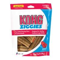 Kong Ziggies Small Adult Dog Treats - 198g