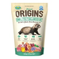 Vetafarm Origins Diet Ferret Food - 350g