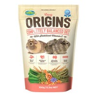 Vetafarm Origins Cavy Diet Guinea Pig Food - 350g