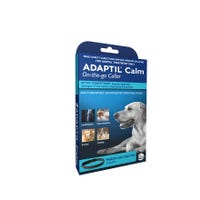 Adaptil Calm On The Go Pheromones Collar For Anxious Dogs - Medium/Large