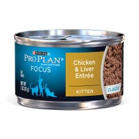 Pro Plan Kitten Chicken Liver Wet Cat Food - 85g