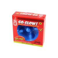 DogIt Go Slow Anti Gulp Dog Bowl Blue 600ml