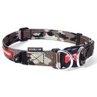 EzyDog Collar Double Up Camo Dog Collar - XLarge