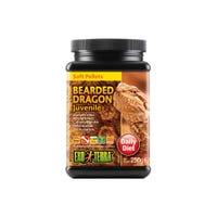 Exo Terra Juvenille Bearded Dragon Food - 250g