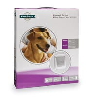 Staywell Original 2-Way Pet Door White - Medium