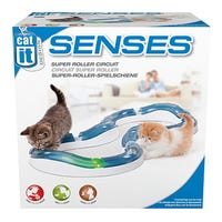 Catit Senses Roller Circuit Cat Toy - Each