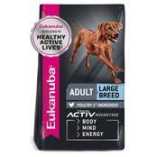 Eukanuba Adult Large Breed Dry Dog Food - 15kg