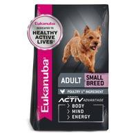Eukanuba Adult Small Breed Dry Dog Food - 3kg