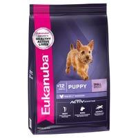 Eukanuba Puppy Small Breed Dry Dog Food - 7.5kg