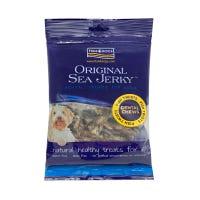 Fish 4 Dogs Sea Jerky Fish Twists Dental Chews Dog Treats