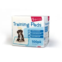Yours Drooly Dog Training Pads - 100 Pack