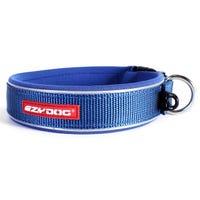 EzyDog Collar Classic Blue Dog Collar - Medium