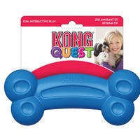 KONG Quest Bone Dog Toy - Large