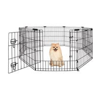 Yours Drooly Exercise Pen with Door - 24in