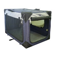 Bono Fido Soft Kennel Portable Pet Crate - Large