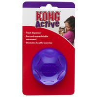 KONG Active Treat Ball Cat Toy - Each