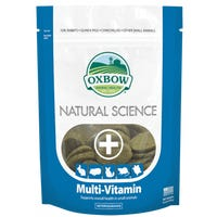 Oxbow Natural Science Multi Vitamin Supplement Small Animal Treats - 60pk