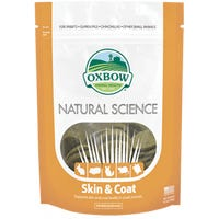 Oxbow Natural Science Skin and Coat Supplement Small Animal Treats - 60pk