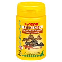 Sera Catfish Chips Fish Food - 38g