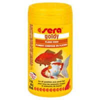 Sera Goldfish Flake Fish Food - 60g