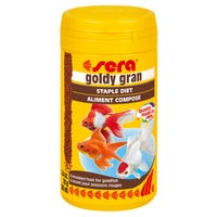 Sera Goldfish Granules Diet Fish Food - 70g