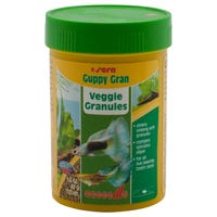 Sera Guppy Granules Fish Food - 48g