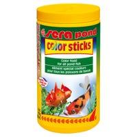 Sera Pond Color Sticks Fish Food - 170g