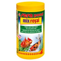 Sera Pond Mix Royal Fish Food - 185g