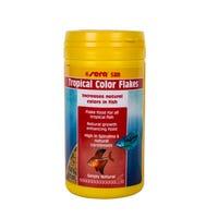 Sera Tropical Colour Flake Fish Food - 60g